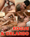 Gay Latin porn video Orlando & Rogue LatinBoyz.Com